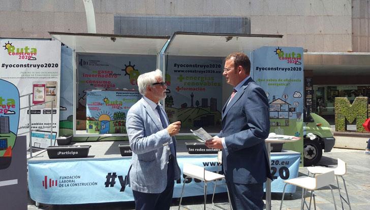 Murcia informa sobre los beneficios de aplicar renovables a las viviendas.