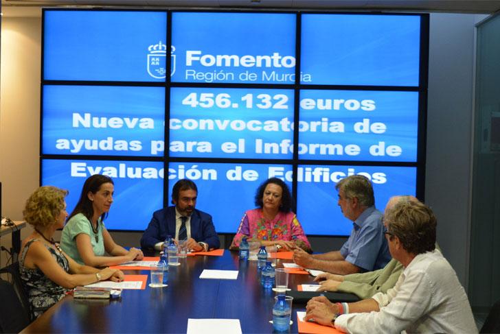 Murcia convoca ayudas para la elaboración del IEE.