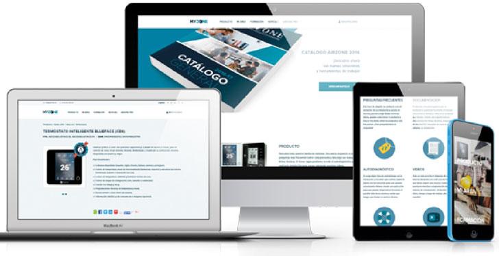 MyZon, la nueva plataforma para profesionales de climatización de Airzone.