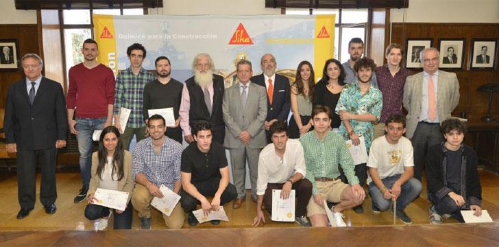 Entegados los Premios Portuario Sika de Arquitectura.