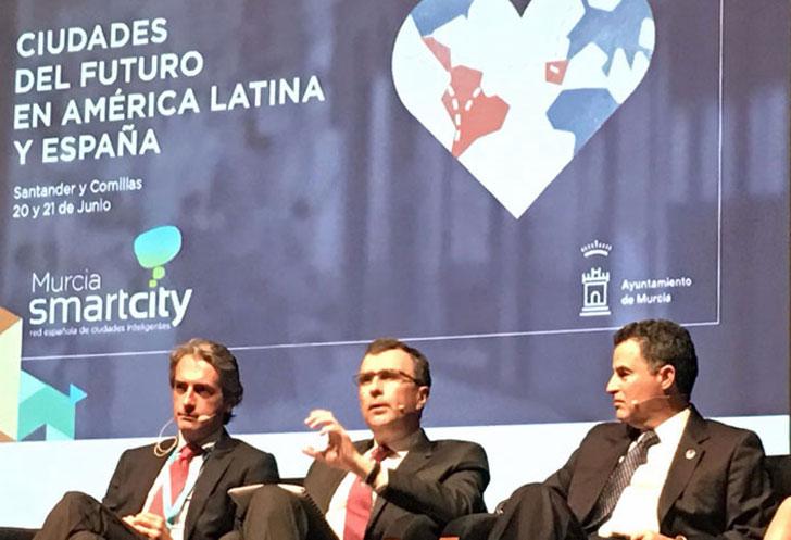 Murcia, referente internacional por su Modelo de Desarrollo Urbano.