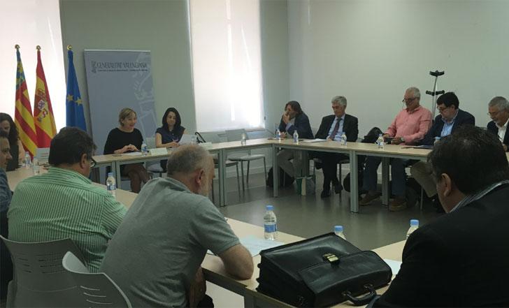 La Generalitat Valenciana forma a técnicos para la elaboración del IEE.