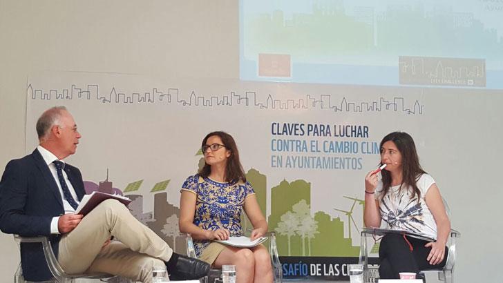 Murcia premiada por su lucha frente al cambio climatico