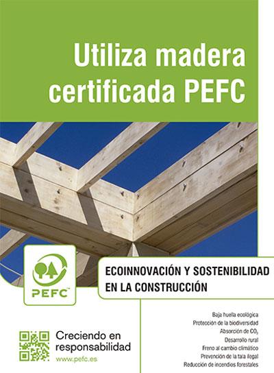 El sistema LEED reconoce productos con certificado PEFC en construcción sostenible.