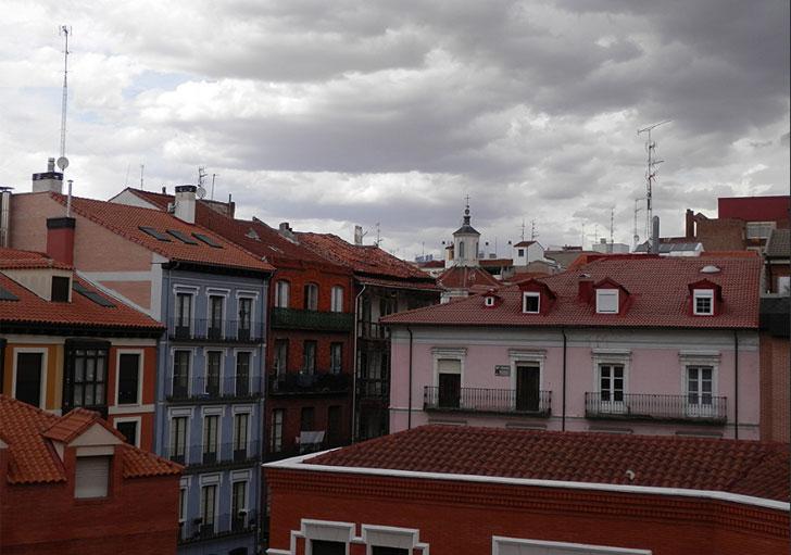 Comunidades de propietarios de Valladolid que piden subvenciones para el proyecto R2CITIES.