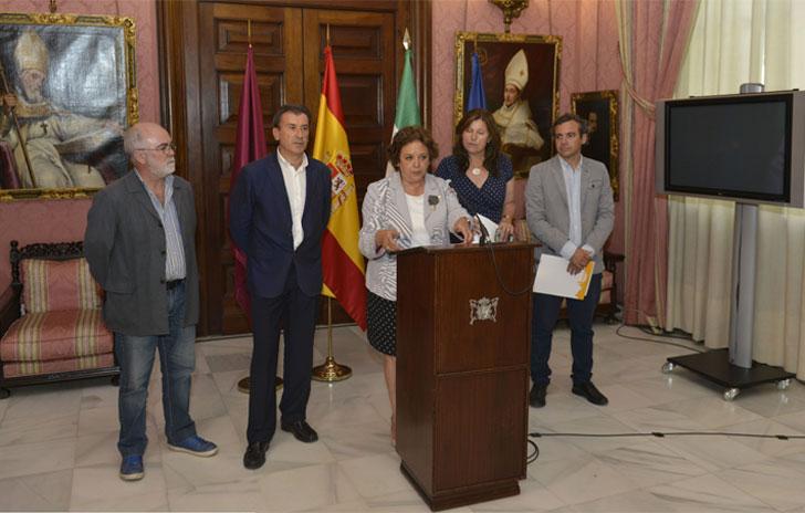 Anuncio de las medidas implantadas en el PACES de Sevilla.