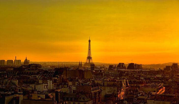París, Capital Global de la Hora del Planeta