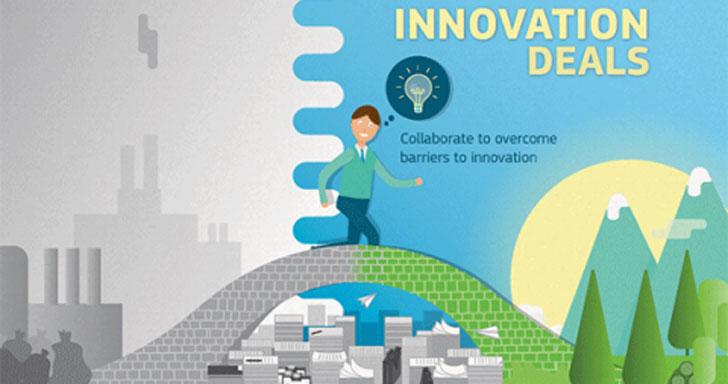 La Comisión Europea fomenta la innovación para una Economía Circular.