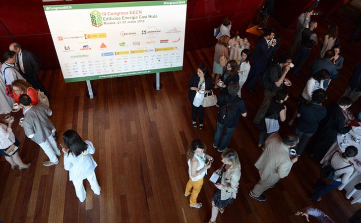 Colaboradores y patrocinadores del iii Congreso EECN.