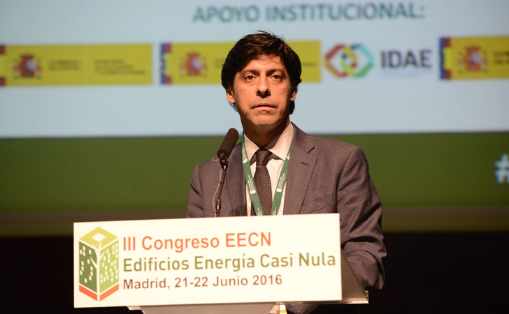 Francisco Javier Martín Ramiro, Ministerio Fomento en III Congreso Edificios Energía Casi Nula