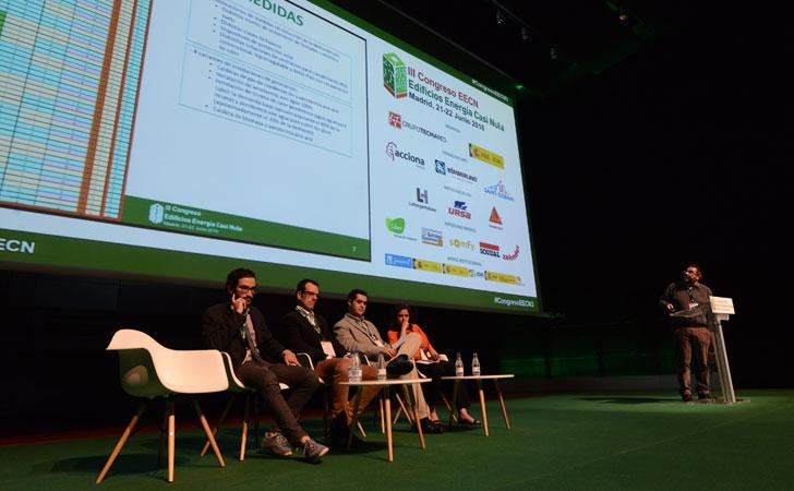Ponencia de Florencio Manteca, CENER en III Congreso Edificos Energía Casi Nula.