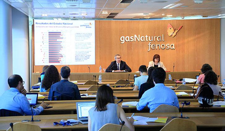 Presentación del X Informe de Eficiencia Energética de GNF.