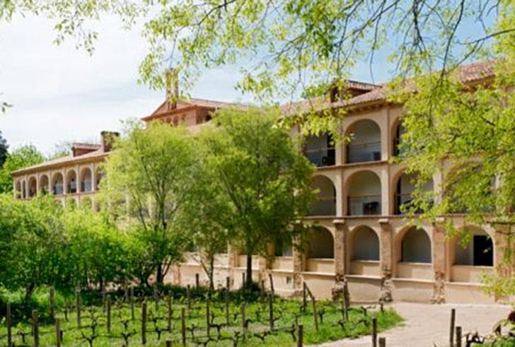 El Monasterio de Piedra obtiene la más alta certifcación energética tras su rehabilitación.