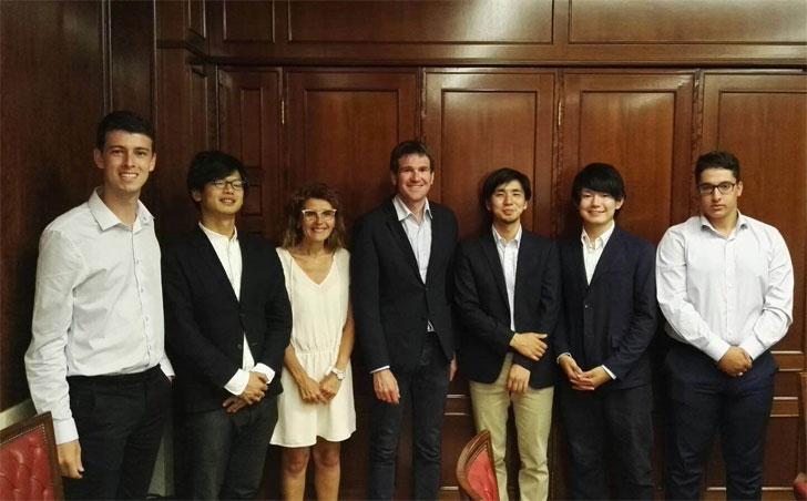 Vitoria-Gasteiz y Japón intercambian conocimientos en materia de sostenibilidad.