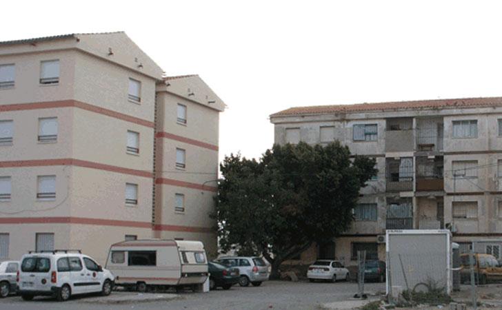Rehabilitaciones del Plan Andaluz de Vivienda y Rehabilitación.