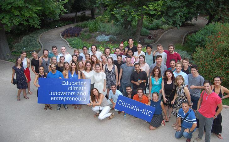 Participantes del programa 'The Journey'.