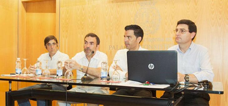 Ayuntamiento de Cartagena y UPTC unidos por el desarrollo sostenible y la eficiencia energética.