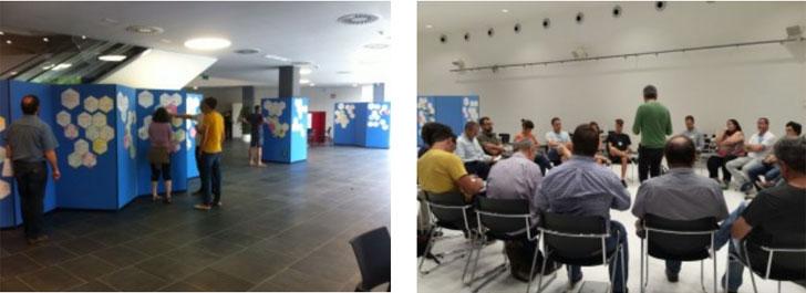 Participación ciudadana en el Plan de Ordenación Urbana.
