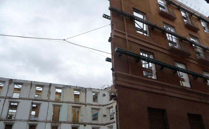 Andalucía convoca una nueva línea de ayudas a la rehabilitación de edificios.