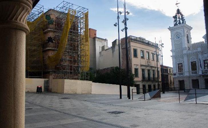 Rehabilitación de vivienda en Guadalajara, donde se ha abierto el plazo para solicitar nuevas ayudas con este fin.