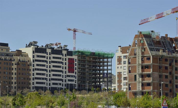 Edificios de obra nueva que tendrán que adaptarse a las recomendaciones de ECCN de la Comisión Europea.