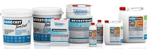 Nueva gama de soluciones líquidas de impermeabilización de Danosa.