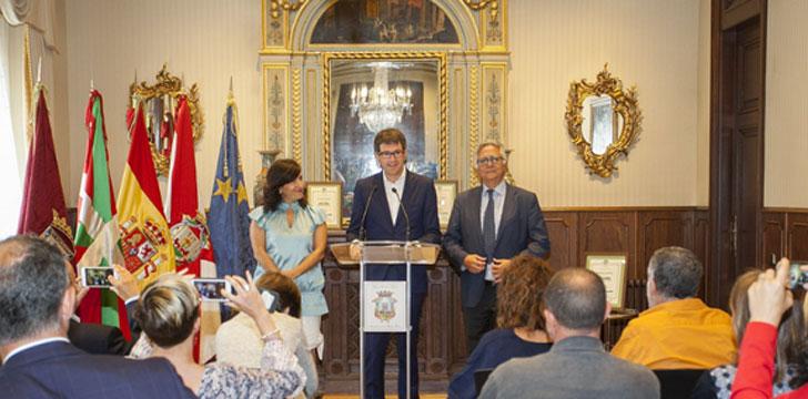 Vitoria anuncia la elaboración de un Mapa del Clima Urbano.