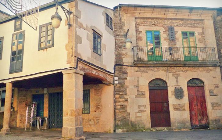 Lugo concede ayudas a la rehabilitación de su casco antiguo.