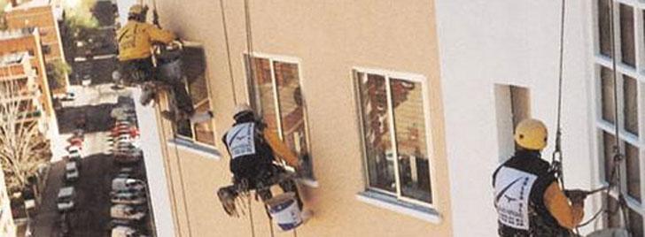 Rehabilitación de más de 101 viviendas en Segovia.