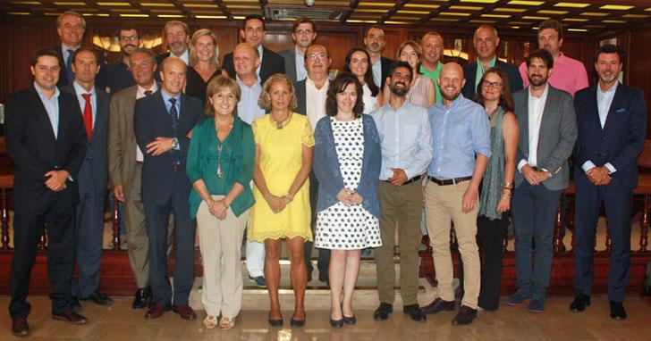 Integrantes del Comité Técnico del III Congreso Smart Grids