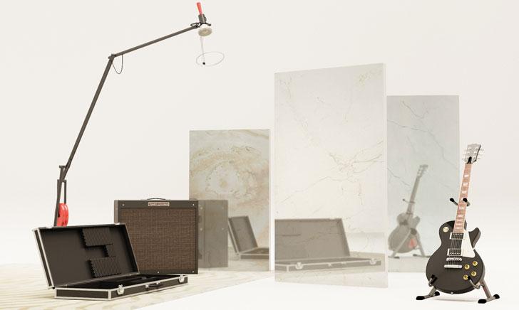 Nuevas tonalidades de la colección Dekton Gloss de Cosentino.