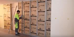 Aislamiento en viviendas con Sistema OPTIMA