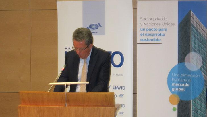 Ángel Pes, presidente de la Red Española del Pacto Mundial de Naciones Unidas.