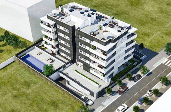 Residencial en Sant Cugat desarrollado íntegramente con tecnología BIM que opta al certificado BREEAM.