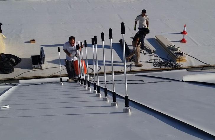 Ahorro energético conseguido con la obra realizada por Soeco.