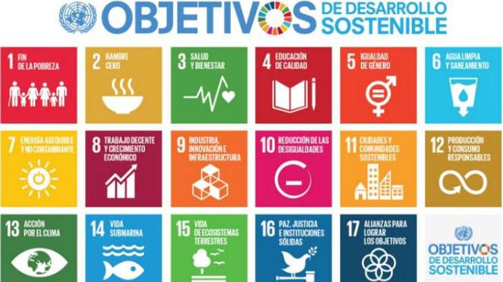 Objetivos de Desarrollo Sostenible con los que se ha comprometido México.