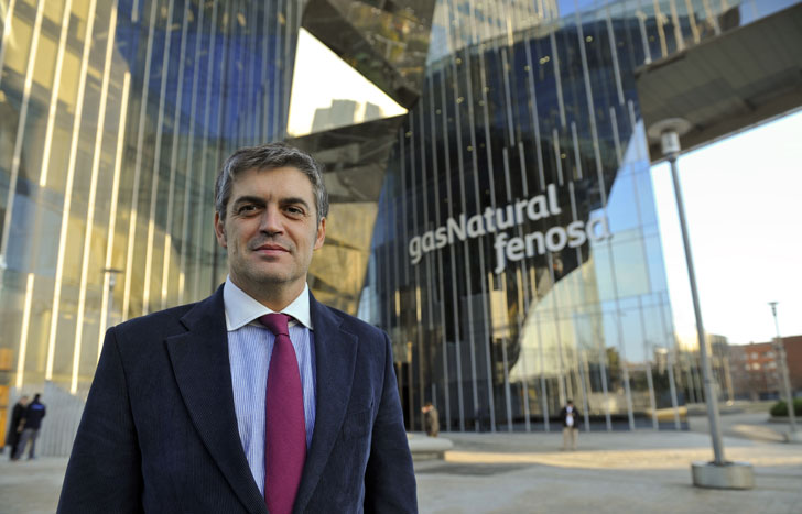 Ramón Silva, responsable de soluciones energéticas de GNF.