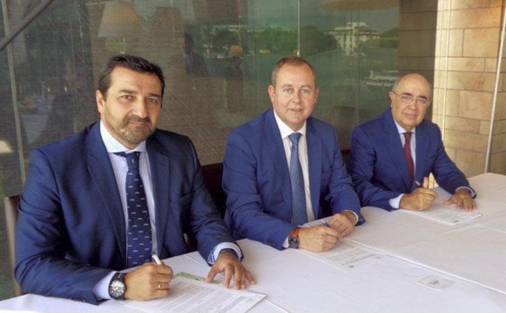 Firma de las empresas andaluzas que apuestas por la inversión en sostenibilidad y eficiencia energética.