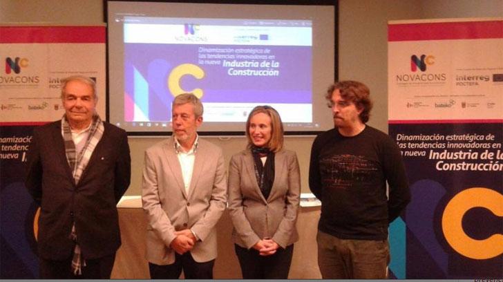Aprobado el proyecto Navacons que promueve un nuevo modelo de construcción en Navarra.