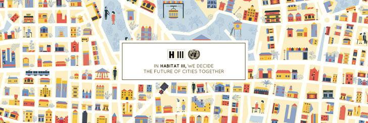 La UE presenta tres compromisos para aplicar la Nueva Agenda Urbana.