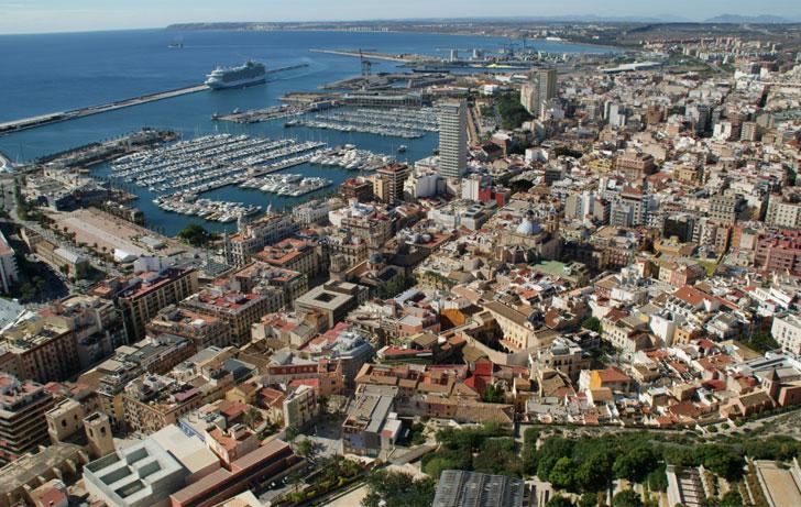 Alicante realiza un estudio técnico para conocer la calidad de aire