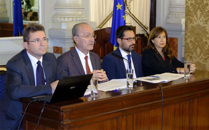 Málaga pone en marcha un concurso para el Astoria Victoria