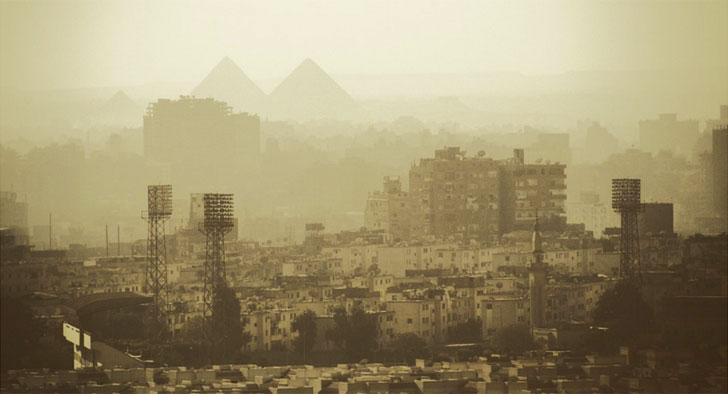 OMS lanza una campaña contra la contaminación del aire en las ciudades.