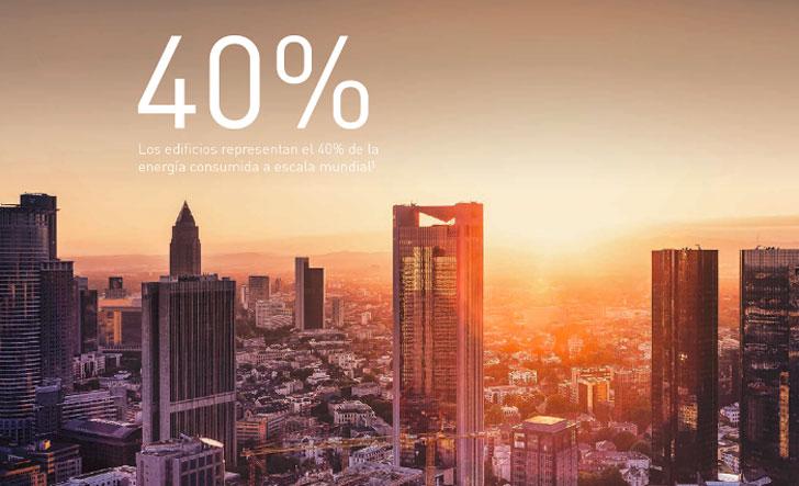 Rockwoll fomenta su aislamiento para reducir el consumo energético de los edificios.