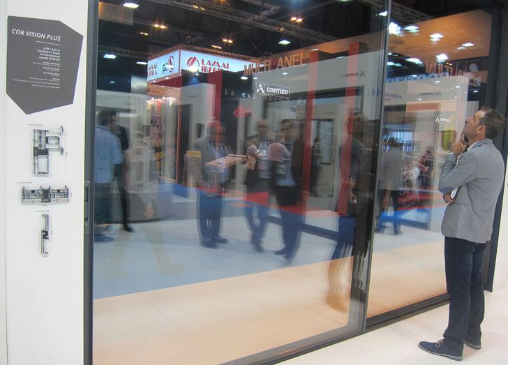 Cor Visión Plus presentado por Coritzo en ePower&Building.