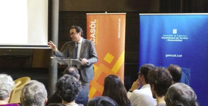 Cataluña anuncia que impulsará su propia Agenda Urbana.