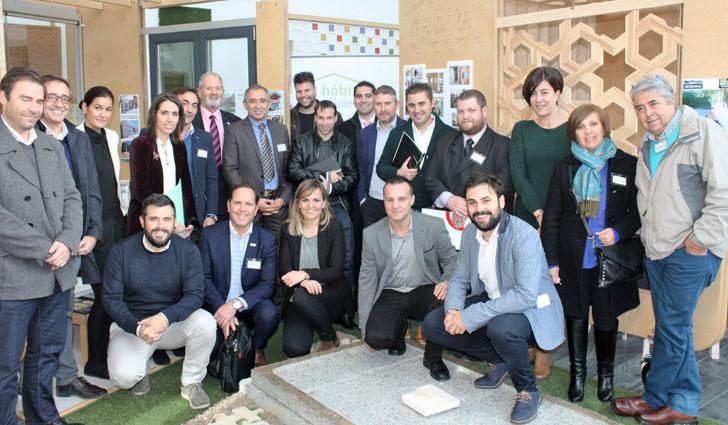 17 empresas de seis países se interesan por el modelo de colaboración de AEICE.