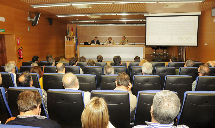 Agenex realiza estudios de Eficiencia Energética a los municipios.
