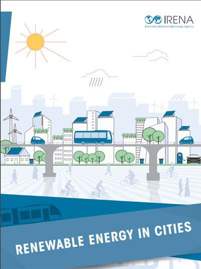 Informe Energías renovables en ciudades publicado por IRENA.