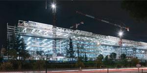 La nueva sede de Banco Popular apuesta por la Eficiencia Energética
